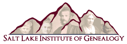 23rd Annual Salt Lake Institute of Genealogy